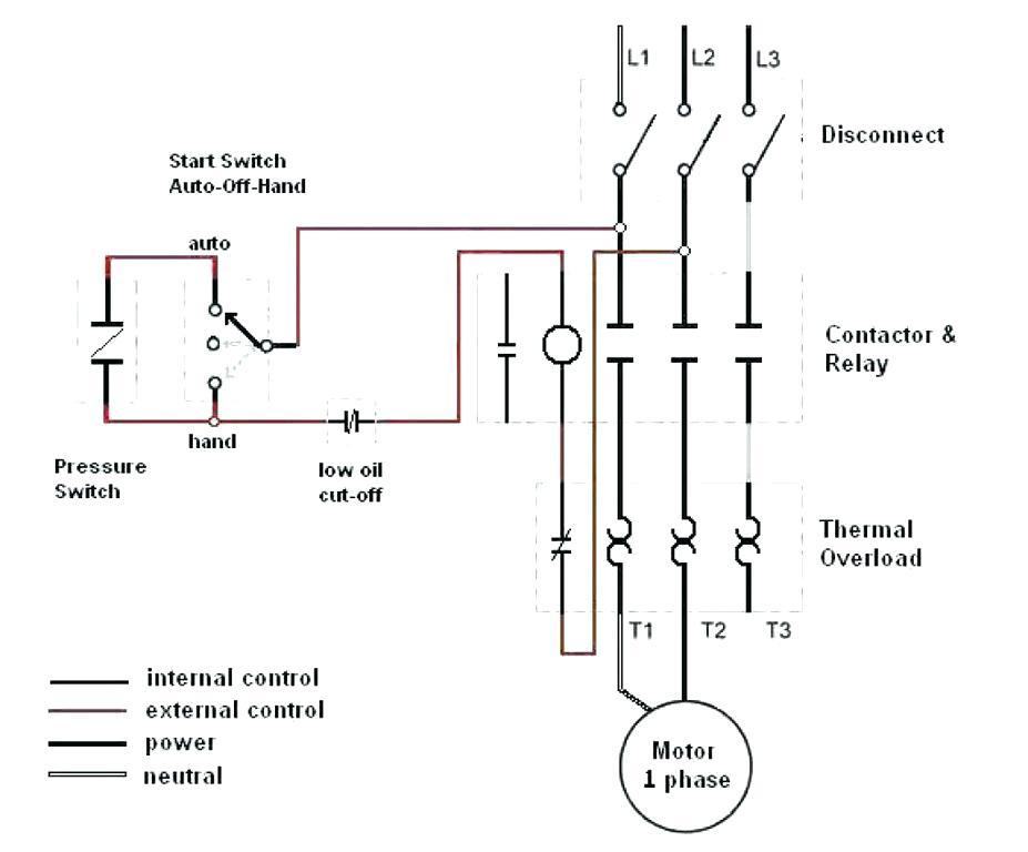 230v single phase wiring gt 4157  phase air pressor wiring diagram on single phase  pressor wiring diagram on single phase