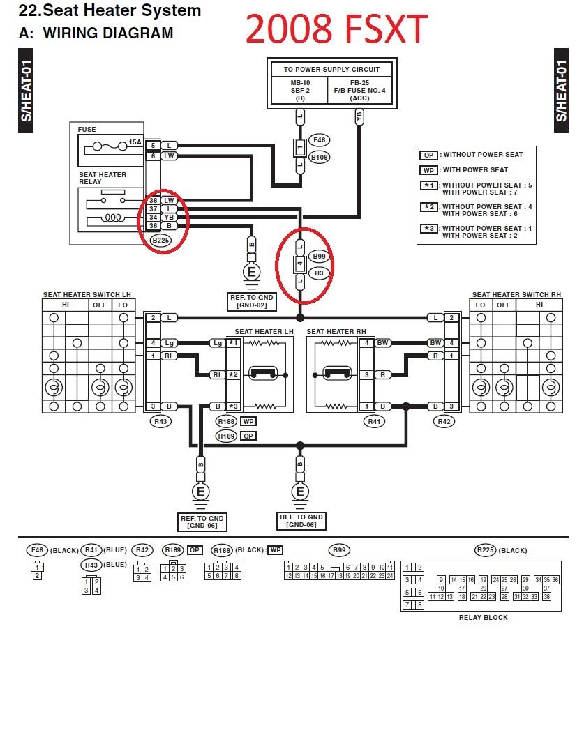 subaru forester gt wiring diagram   site wiring diagrams entrance  wiring diagram library