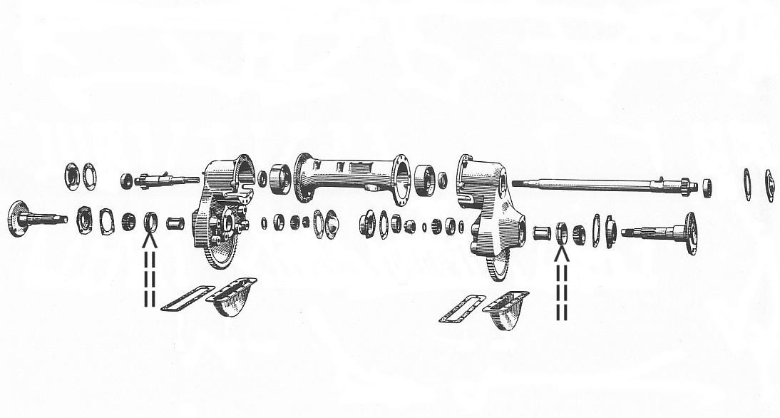 Xz 5386  Farmall Cub Parts Diagram Schematic Wiring
