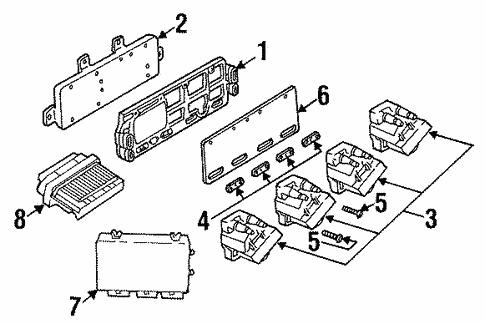 Ct 2550 1996 Cadillac Deville Rear Suspension Diagram Free Diagram