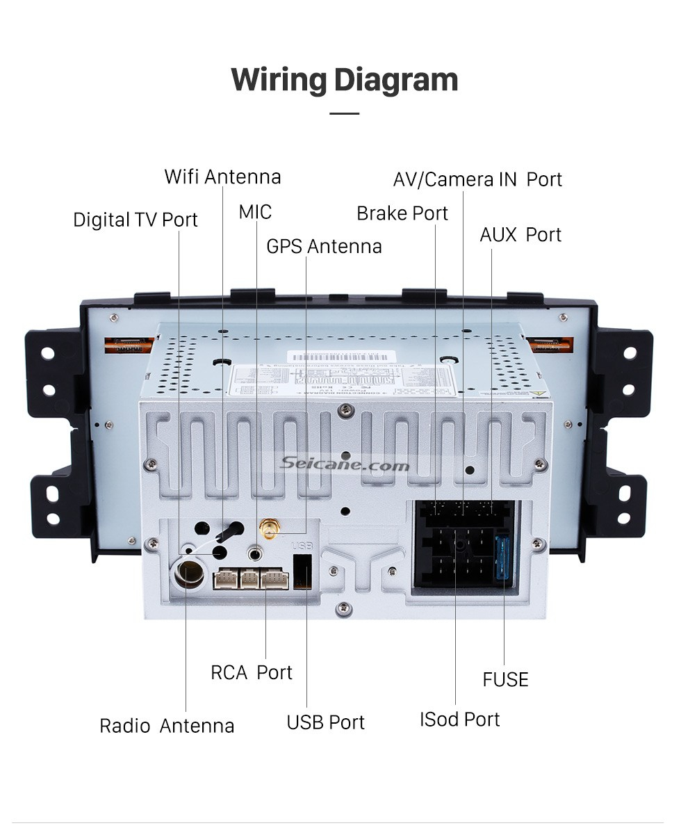 Yo 4643 Kia Soul Radio Wiring Download Diagram