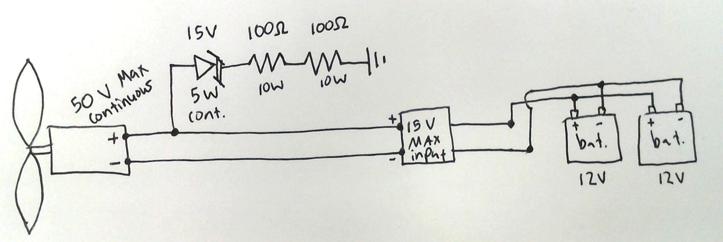 24 volt generator regulator wiring diagram ge 2183  wind regulator schematics free diagram  wind regulator schematics free diagram