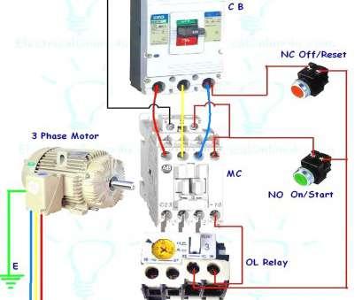 Vk 8568 Single Phase Starter Wiring Diagram Free Diagram