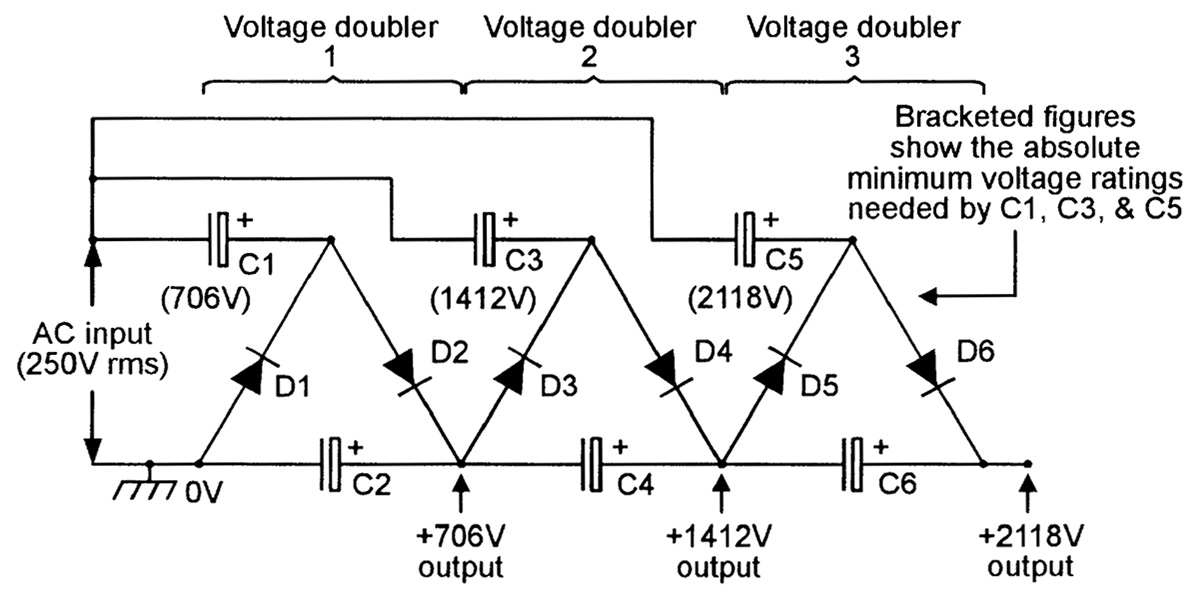 Amazing Dc Voltage Converter Circuits Nuts Volts Magazine Wiring Cloud Rometaidewilluminateatxorg