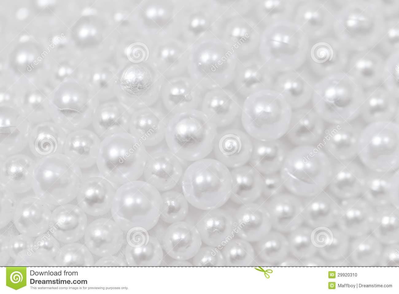 Phenomenal White Beads Stock Photo Auto Electrical Wiring Diagram Wiring Cloud Rineaidewilluminateatxorg