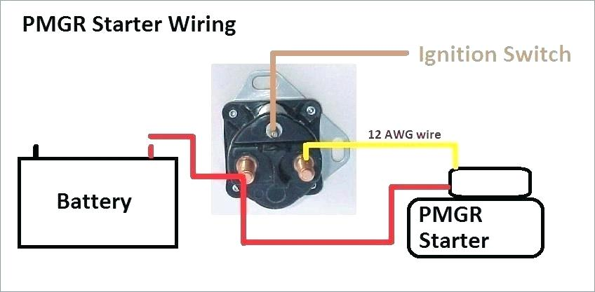 3 Pole Solenoid Wiring Diagram Ignition Switch