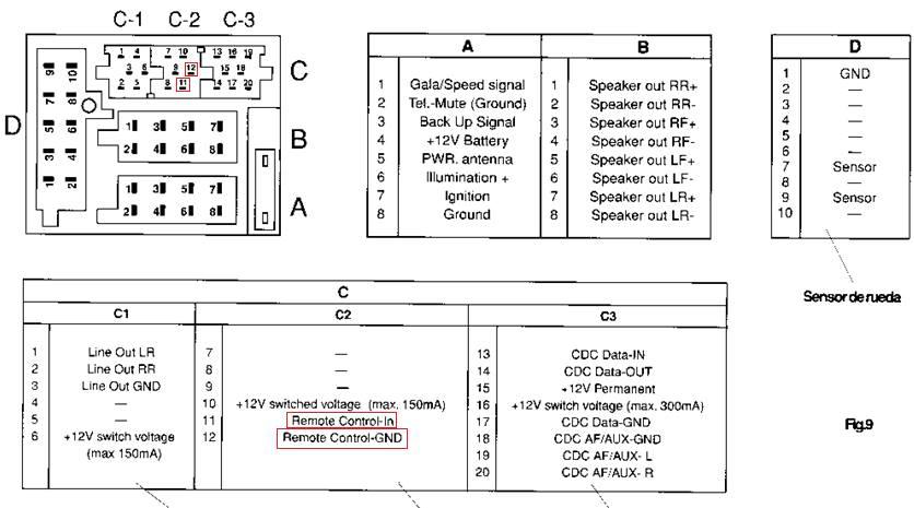 Xg 9431 Thread Radio Wiring Diagram Wiring Diagram