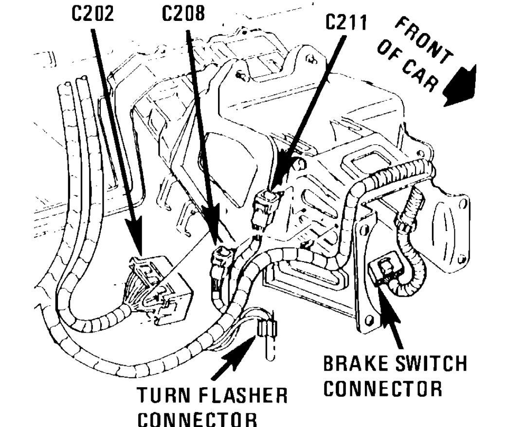 Ar 1602  Chrysler Sebring Turn Signal Wiring Diagram Free