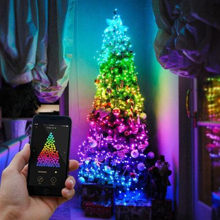 Enjoyable Twinkly Smart Led Christmas Lights 100 Leds Wiring Cloud Xempagosophoxytasticioscodnessplanboapumohammedshrineorg