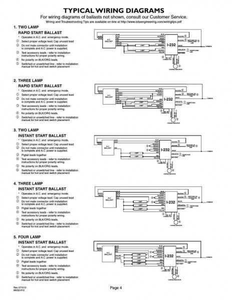 CL_5530] Ballast Wiring Diagrams On T5 Ballast Wiring Diagram With Starter  Free DiagramGue45 Sapebe Mohammedshrine Librar Wiring 101