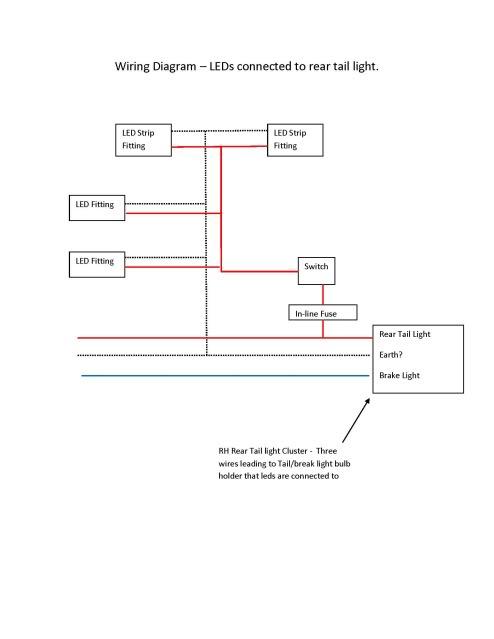 spotlight wiring diagram nissan navara  12 volt prowler