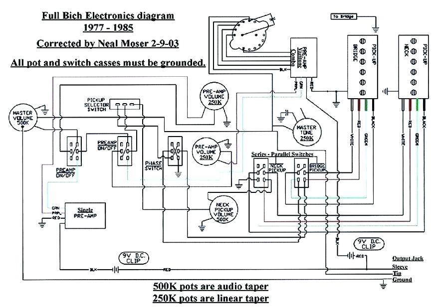 Terrific Bc Rich Guitar Wiring Diagram Wiring Diagram A6 Wiring Cloud Intelaidewilluminateatxorg