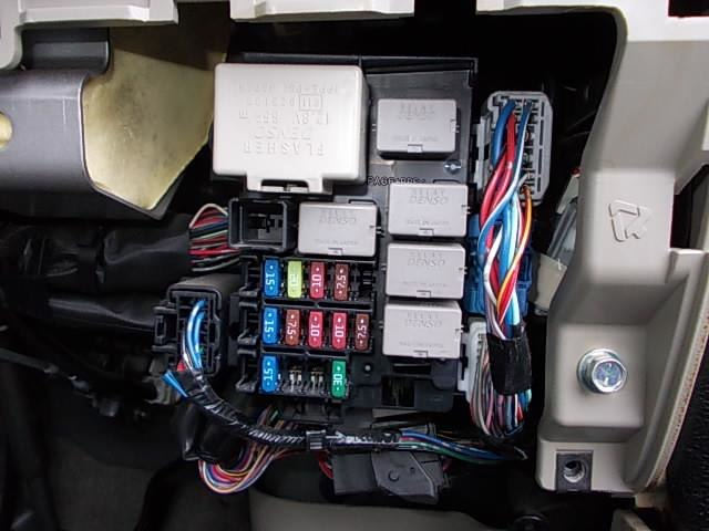 daihatsu cuore fuse box daihatsu terios fuse box location wiring diagram data  daihatsu terios fuse box location