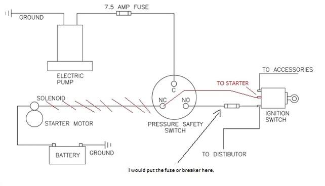 nc4641 electric fuel pump wiring diagram http