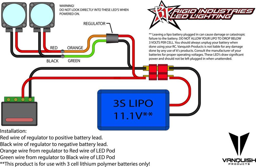 rigid lights wiring diagram yk 4375  wiring diagram for led rock lights wiring diagram  wiring diagram for led rock lights