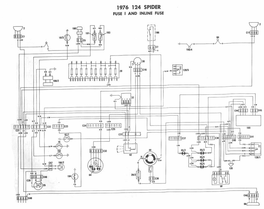 Wiring Diagram For 1973 Fiat 128 Wiring Diagram Inspection Inspection Consorziofiuggiturismo It