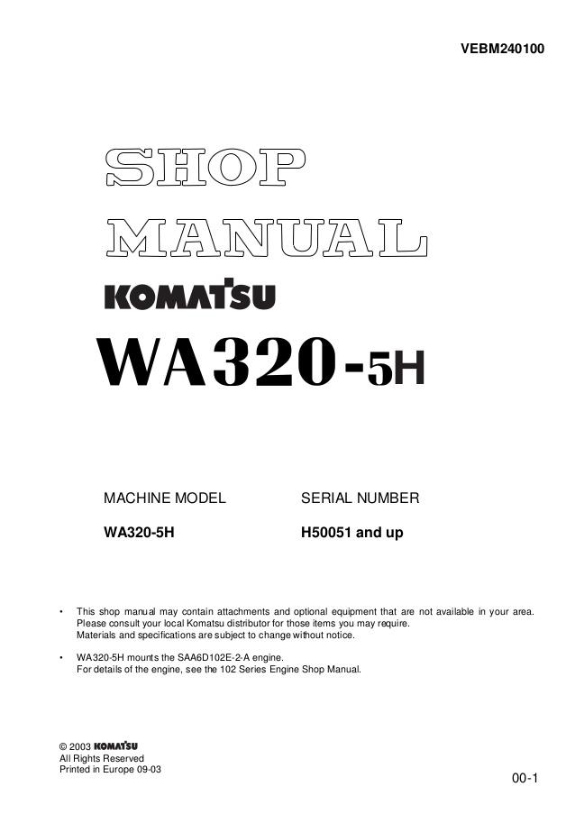Tremendous Komatsu Wa320 5 Wiring Diagram Wiring Diagram Gp Wiring Cloud Apomsimijknierdonabenoleattemohammedshrineorg