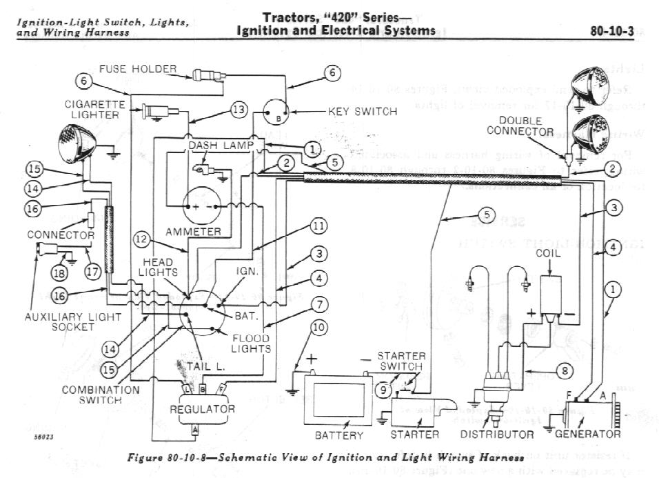 John Deere 2130 Wiring Diagram