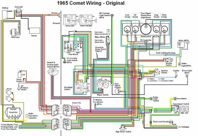 [DIAGRAM_5FD]  YR_2901] 1966 Mercury Comet Cyclone Caliente Capri Alternator Wiring  Harness Schematic Wiring   1966 Mercury Cyclone Wiring Diagrams      Www Mohammedshrine Librar Wiring 101