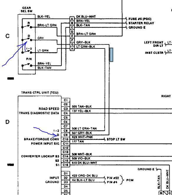 Awe Inspiring 2000 Jeep Xj Aw4 Wiring Wiring Diagram Wiring Cloud Timewinrebemohammedshrineorg
