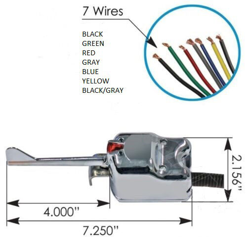 wiring diagram for signal stat 700 dh 5493  signal stat turn switch wiring diagram schematic wiring  signal stat turn switch wiring diagram