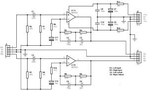 Swell Riaa Stereo Preamplifier Classic Version Based On Ne5532 Amplifier Wiring Cloud Lukepaidewilluminateatxorg