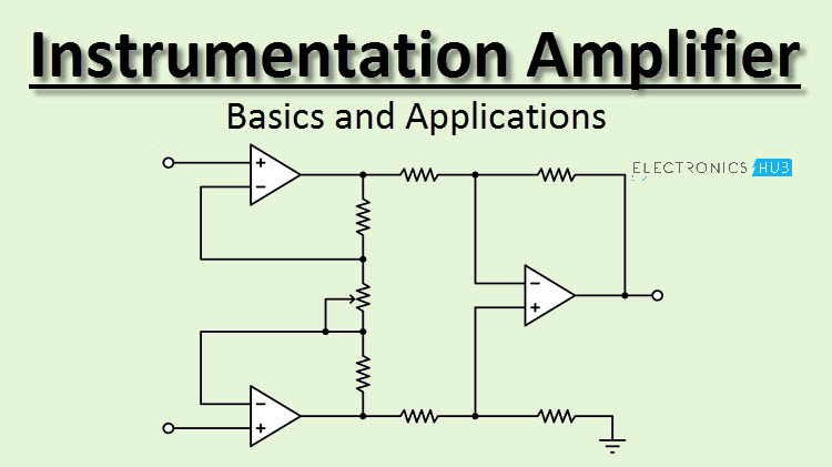 Enjoyable Instrumentation Amplifier Circuit Design And Applications Wiring Cloud Hisonepsysticxongrecoveryedborg