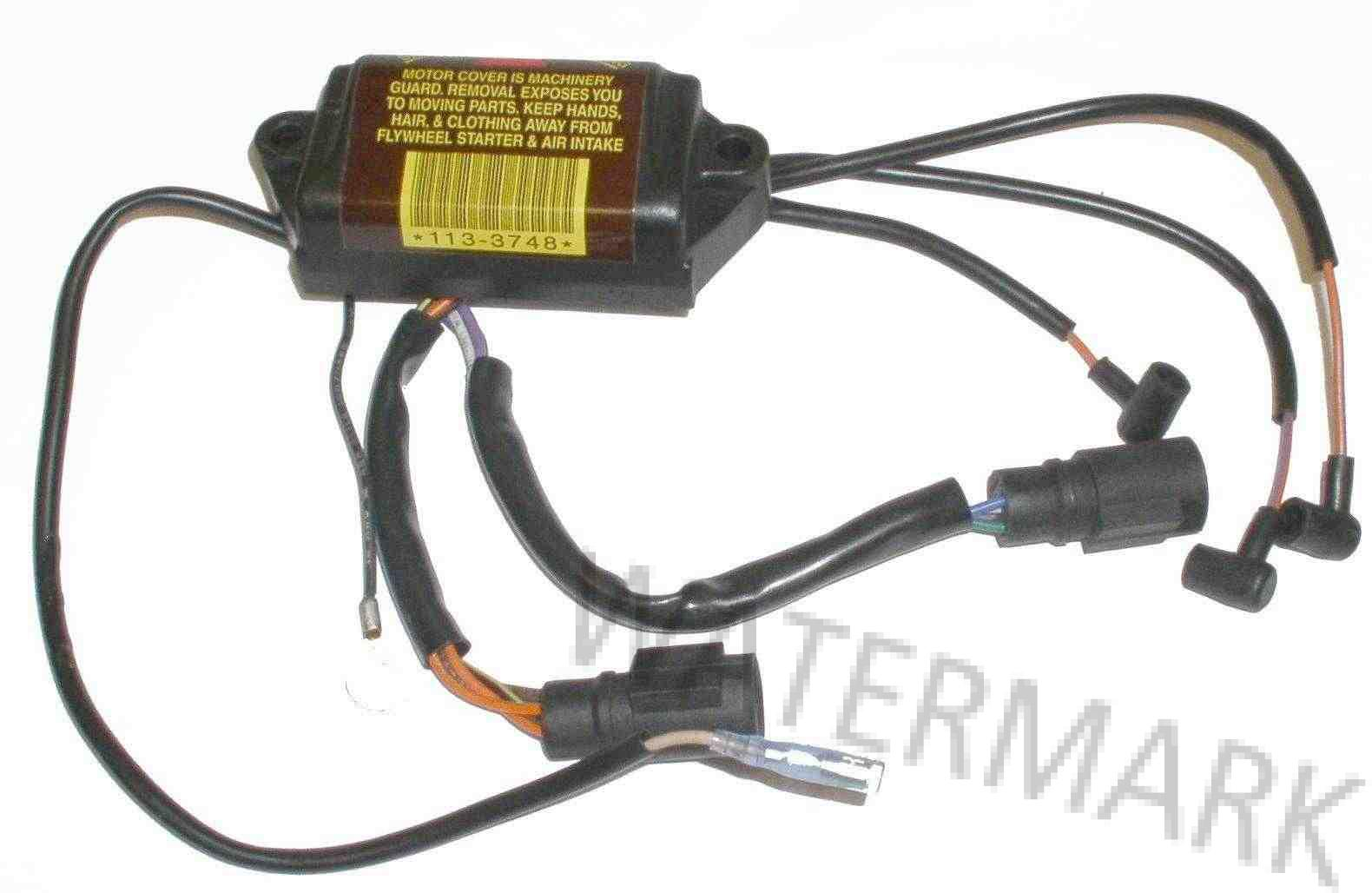 Tremendous Ignition Packs Cdi Ignition Module Johnson Evinrude 150 175Hp Wiring Cloud Rineaidewilluminateatxorg