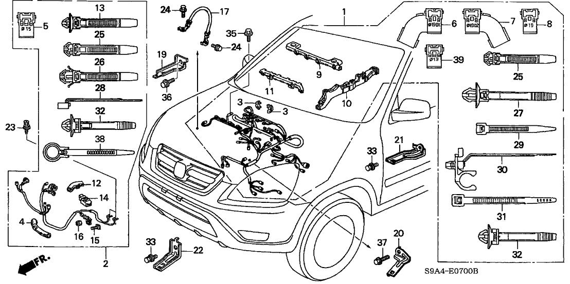 [SCHEMATICS_4UK]  TH_7914] Honda Crv Wiring Harness Free Diagram   2004 Honda Cr V Engine Diagram      Eumqu Embo Vish Ungo Sapebe Mohammedshrine Librar Wiring 101