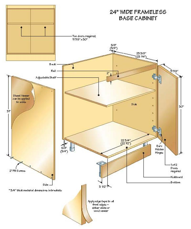 Gz 0931 Diagram How To Make A Cabinet