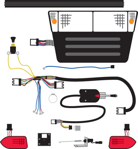 club car light kit wiring diagram  suzuki grand vitara