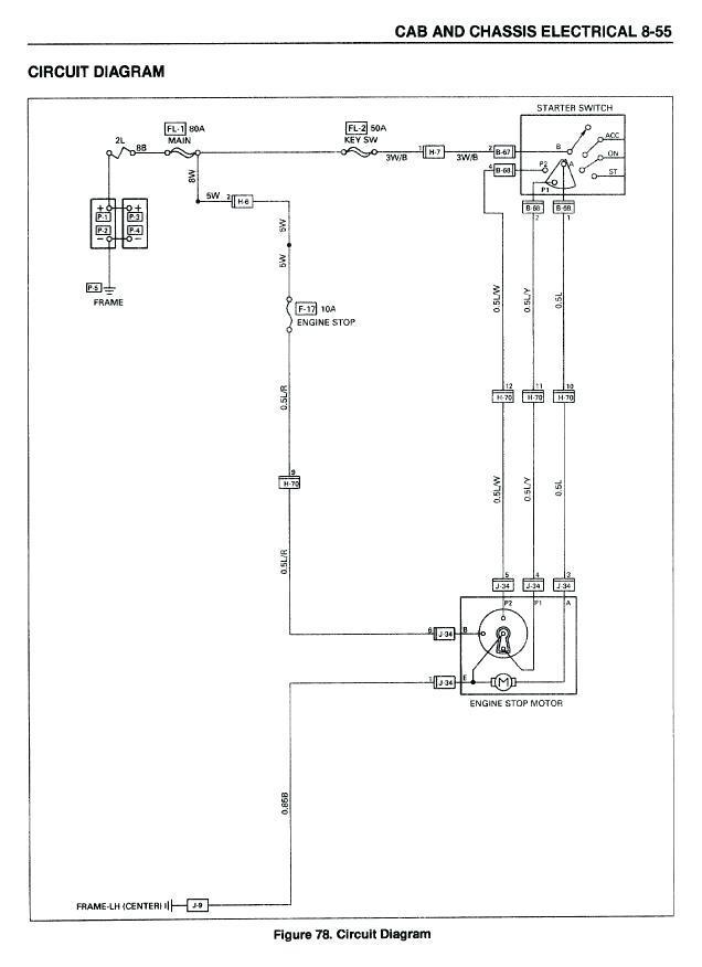 2005 isuzu npr wiring diagram ck 9389  isuzu npr alternator wiring diagram further isuzu npr  isuzu npr alternator wiring diagram