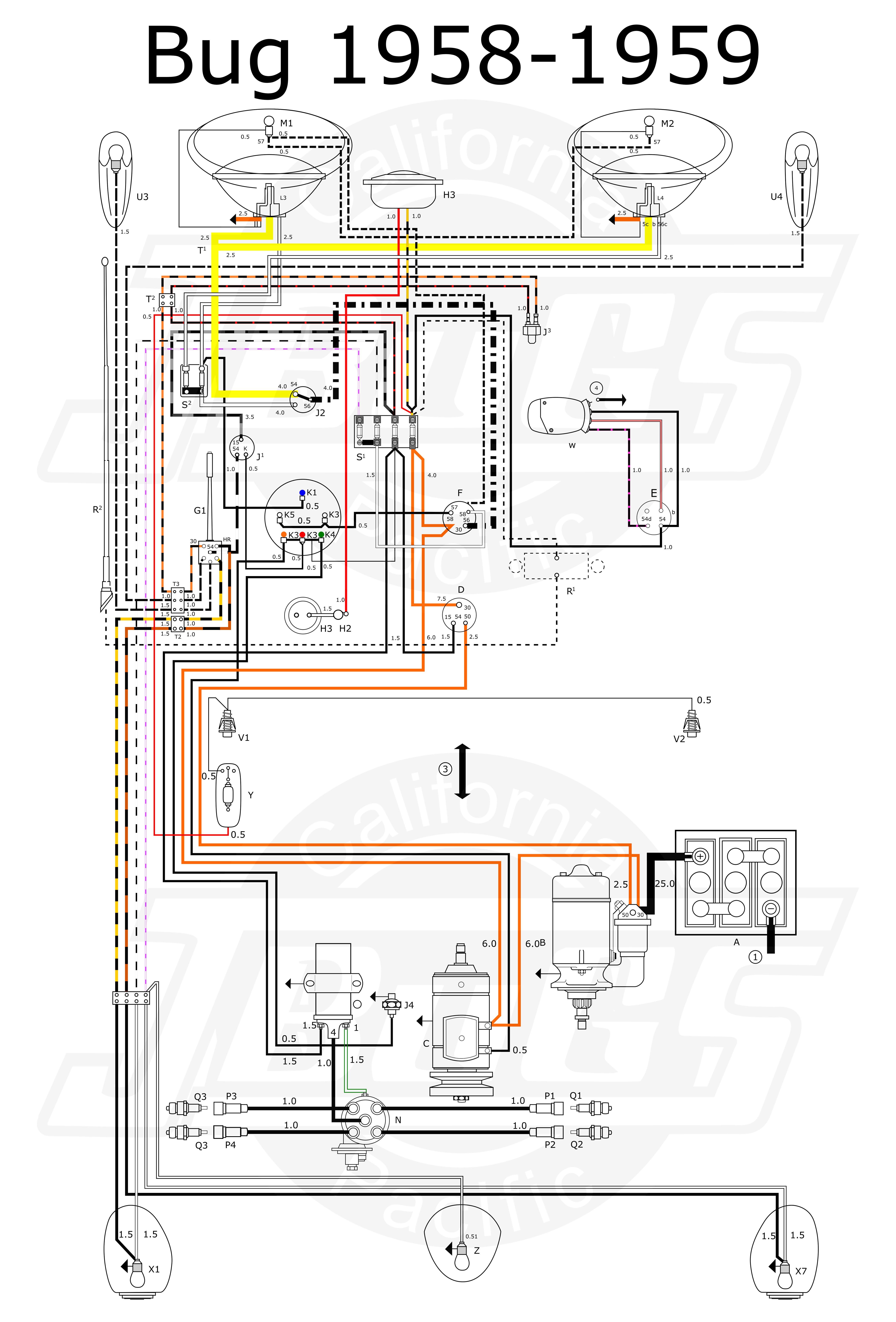 Cool Air Cooled Vw Fuel Gauge Wiring Diagram Wiring Library Wiring Cloud Hemtegremohammedshrineorg