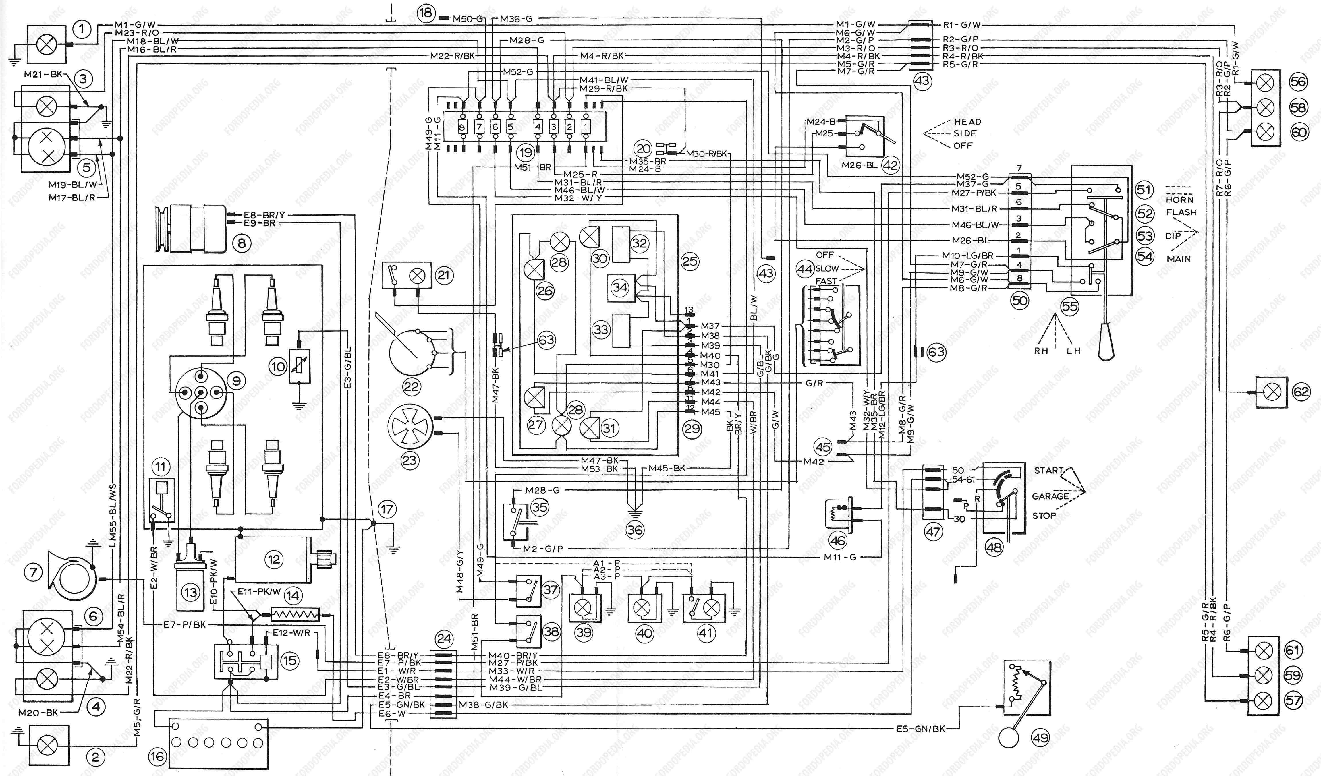 YT_2800] Parking Lights Wiring Diagram For FordLoskopri Wigeg Mohammedshrine Librar Wiring 101
