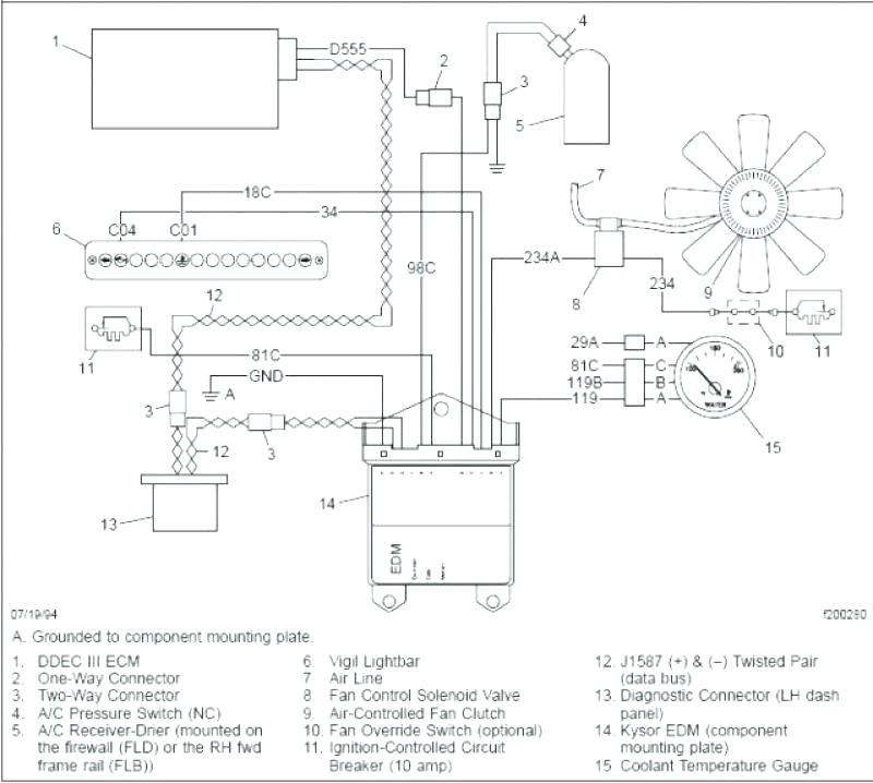 Wiring Diagram For 1994 Peterbilt 379 - Wiring Diagram