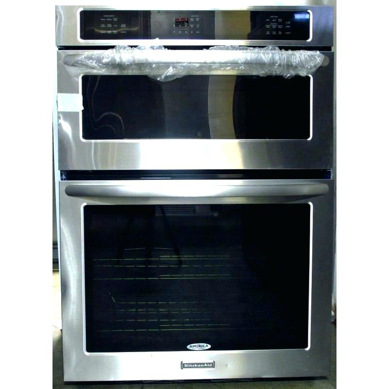 24 Inch Electric Wall Oven Microwave Combination Tcworks Org