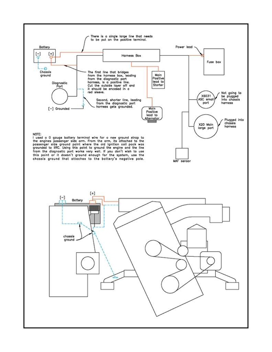 Ma 0284  Bmw E46 Supercharger Kit Also Bmw E36 Wiring