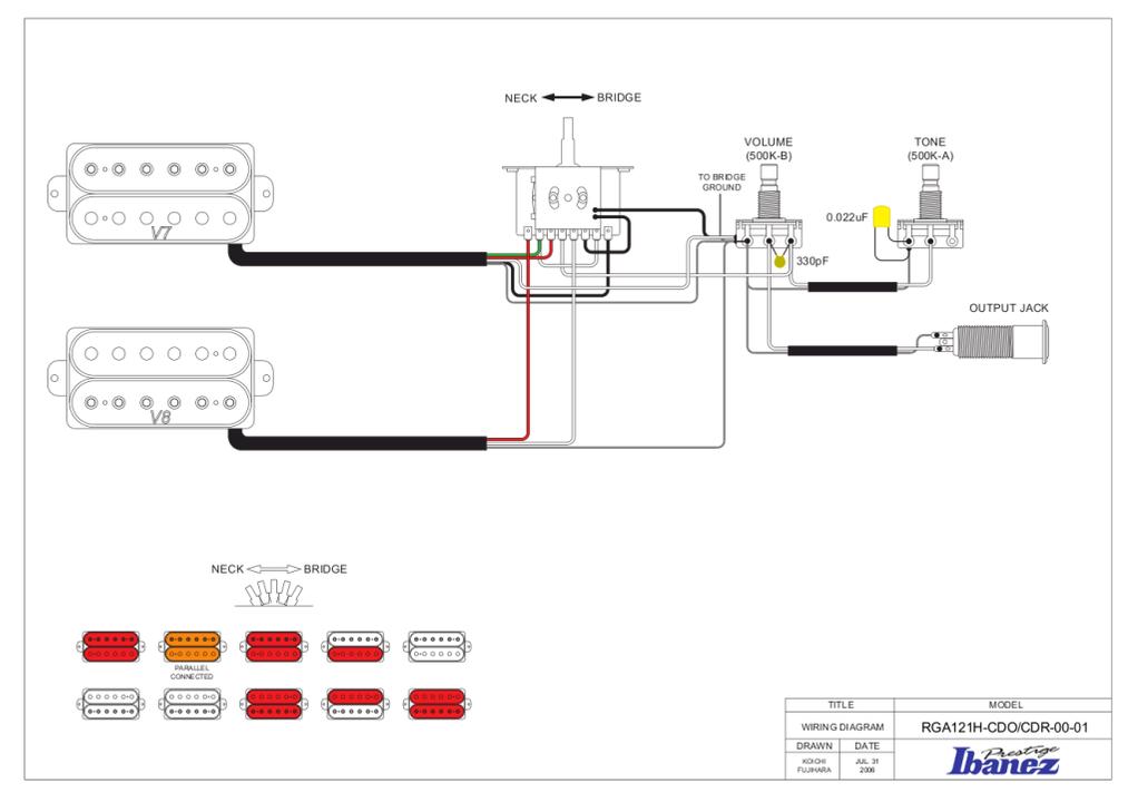 Ibanez Rg570 Wiring Diagram