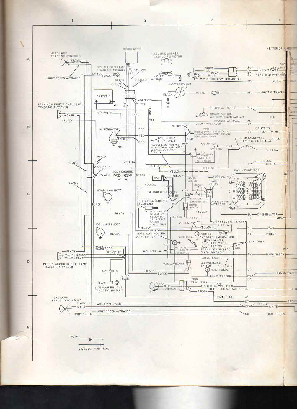 amc amx wiring harness fd 7003  amc hornet wiring diagram schematic wiring  amc hornet wiring diagram schematic wiring