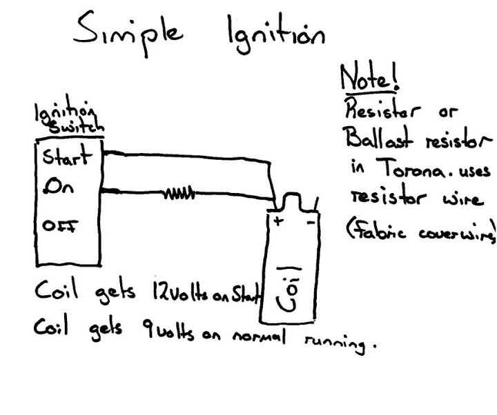 Starter Ignition Switch Wiring Diagram Chevy
