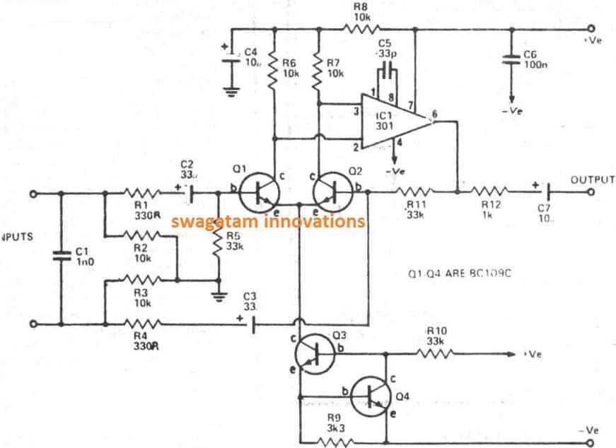 Awesome 4 Channel Dj Audio Mixer Circuit For Discotheque Applications Wiring Cloud Counpengheilarigresichrocarnosporgarnagrebsunhorelemohammedshrineorg