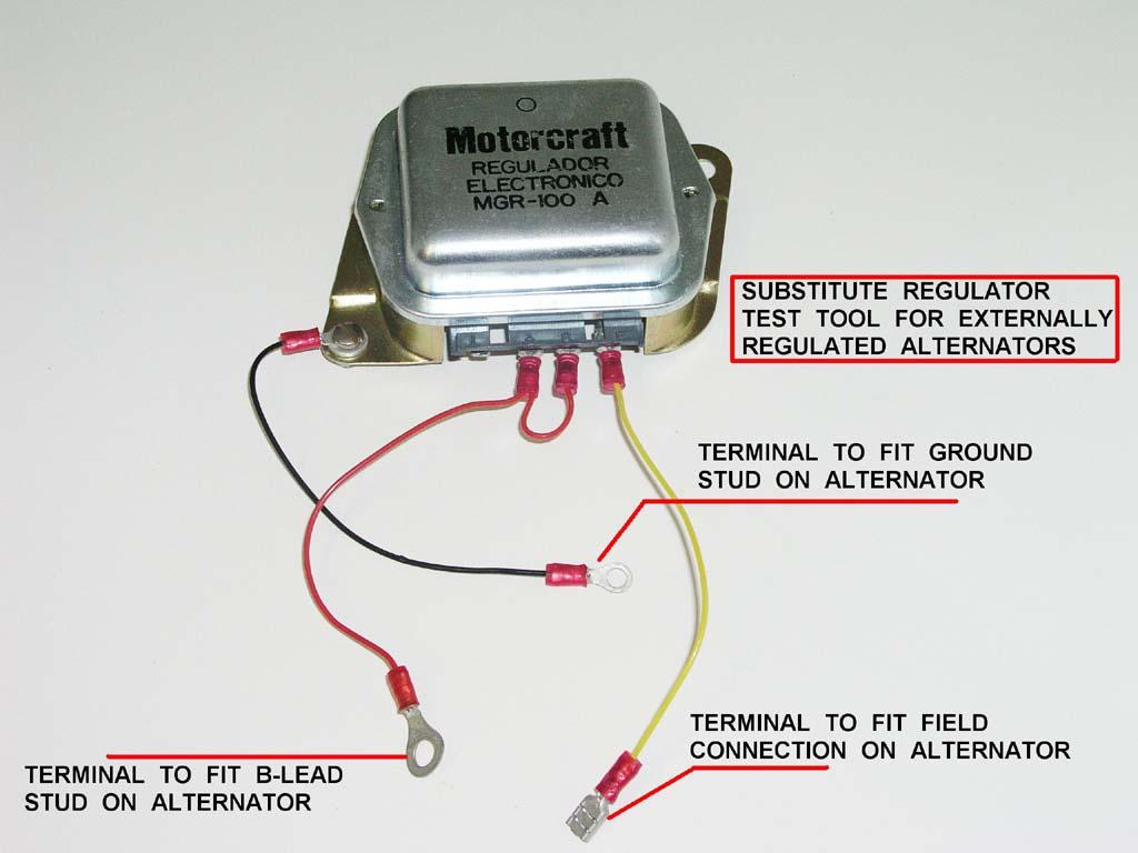 Tremendous Ford Voltage Regulator Wiring Diagram Basic Electronics Wiring Diagram Wiring Cloud Lukepaidewilluminateatxorg