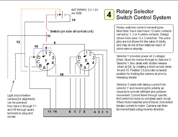 Mt 4213 Wiring A Rotary Switch Wiring Diagram