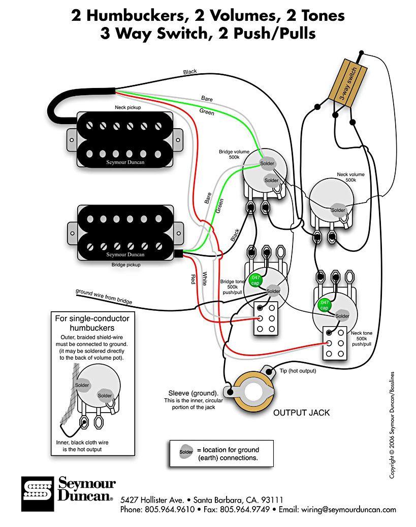 Sensational Wiring Diagram Music Guitar Pickups Guitar Guitar Diy Wiring Cloud Ittabpendurdonanfuldomelitekicepsianuembamohammedshrineorg