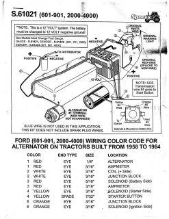 1952 ford 8n 12 volt wiring diagram 8n tractor wiring diagram wiring diagram data  8n tractor wiring diagram wiring