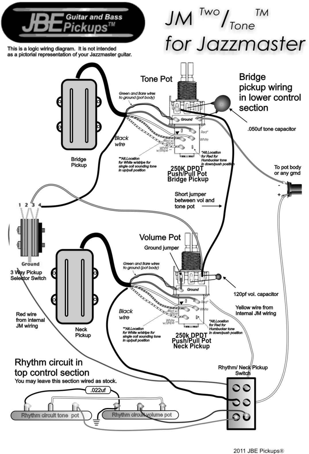 Awe Inspiring Coil Tapping Vs Coil Splitting Jbe Pickups Wiring Cloud Waroletkolfr09Org