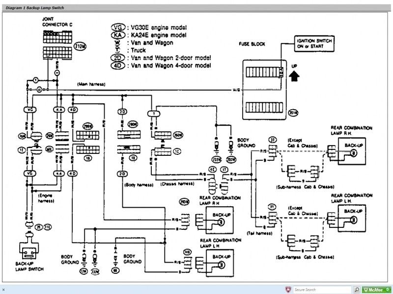 nissan navara 4wd wiring diagram  save wiring diagrams