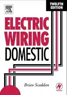 Wondrous Electric Wiring Domestic Book Pdf Engineering Books Home Wiring Cloud Waroletkolfr09Org