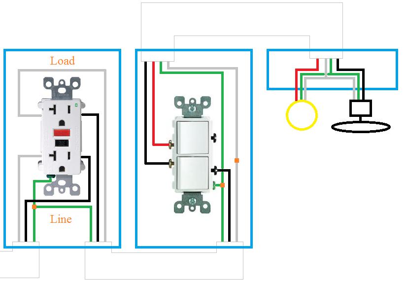 Amazing 21 Fantastic Bathroom Lighting Wiring Diagram Eyagci Com Wiring Cloud Licukaidewilluminateatxorg