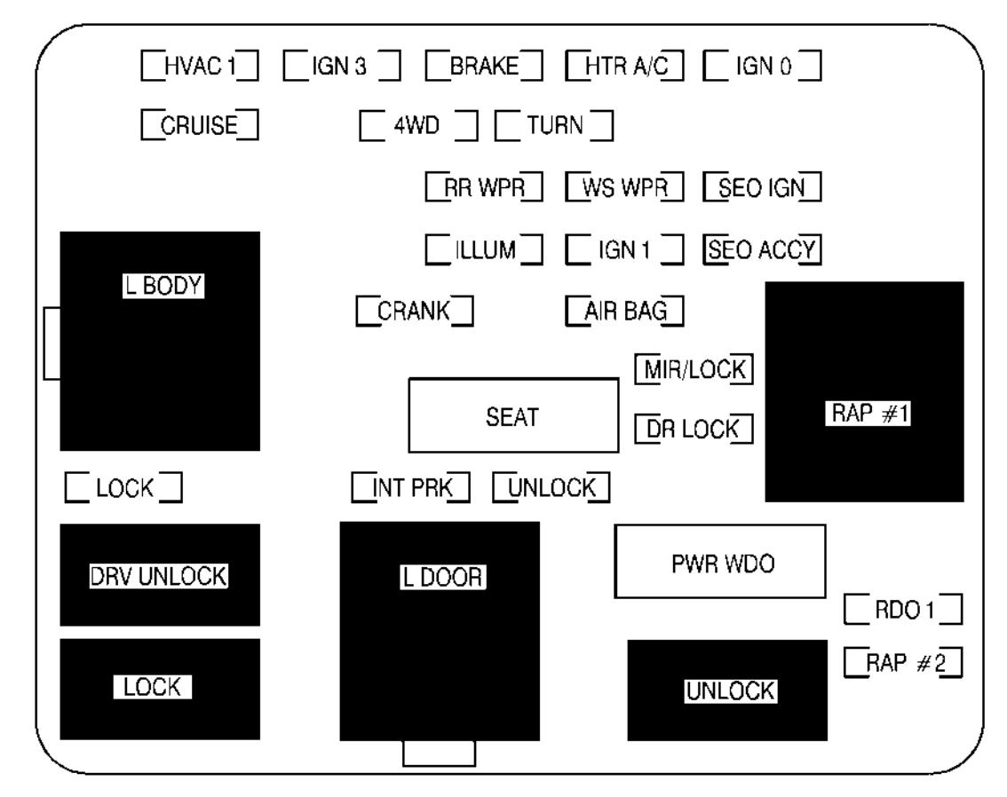 Fine Fuse Box For 2002 Chevrolet Tahoe Wiring Diagrams Schema Wiring Cloud Hemtshollocom